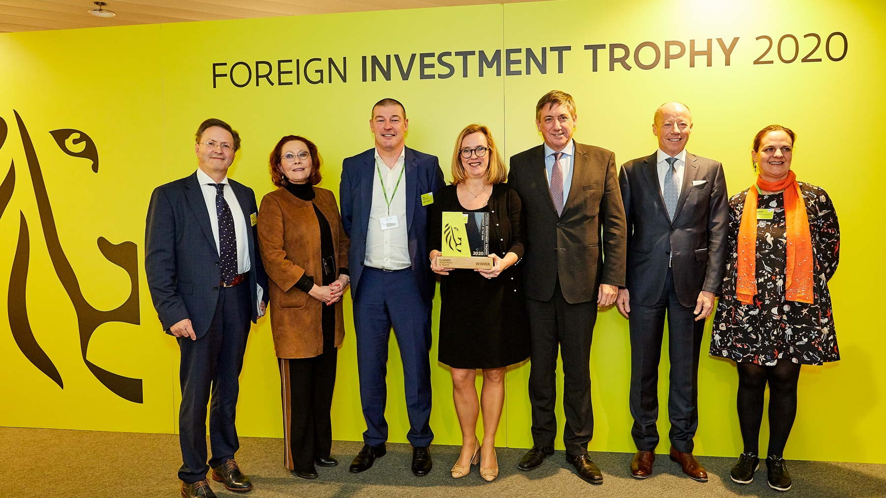 Foreign investment trophy 2020