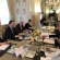 Meeting Minister-president Bourgeois and  UNRWA CG