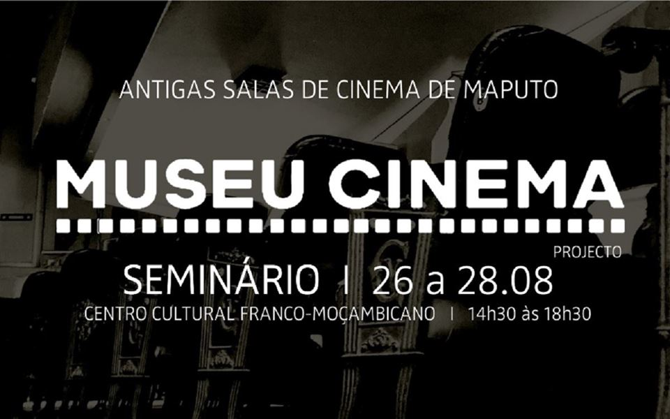 Antigas salas de cinema de maputo